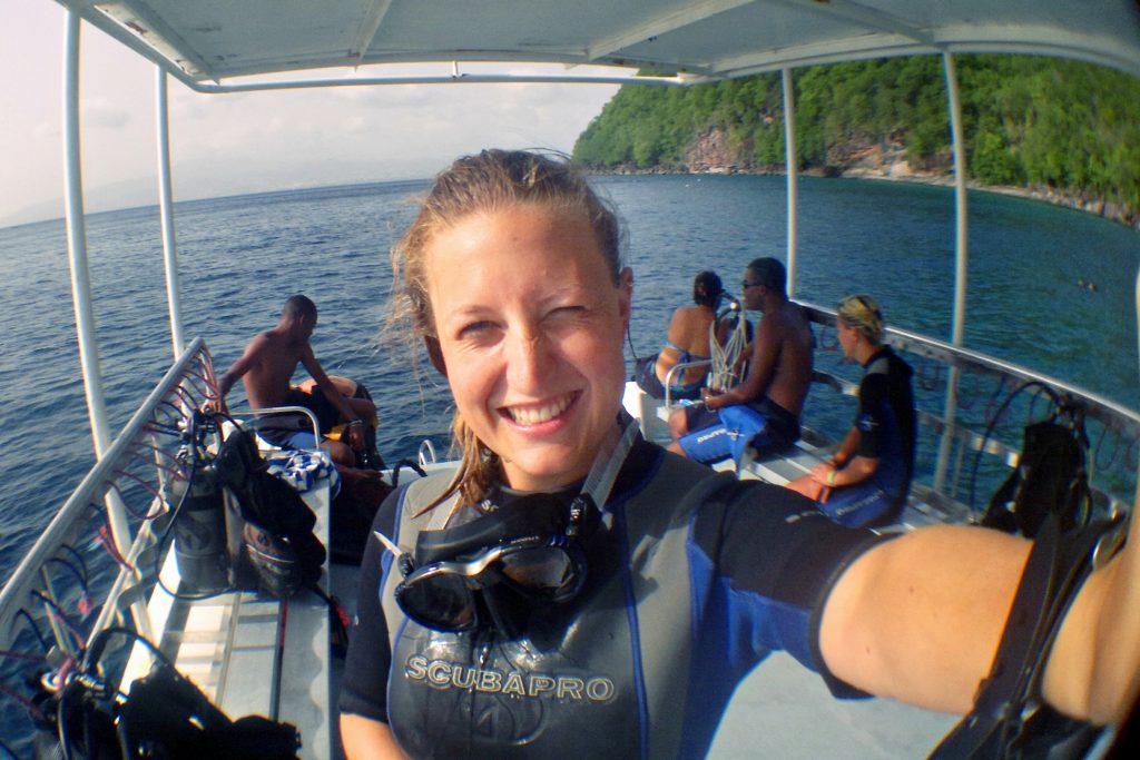 Scuba Diving Martinique