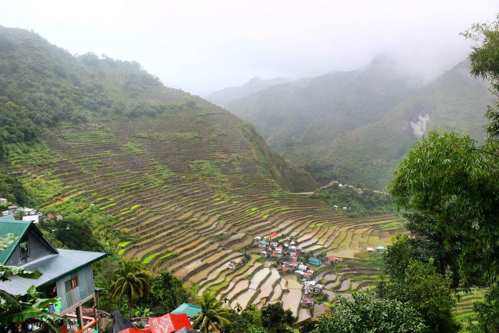 Rice Terraces Batad, Philippines