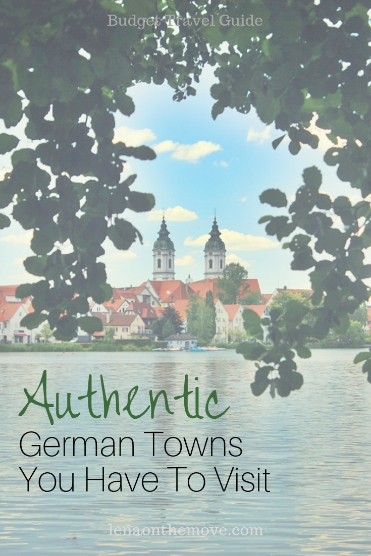 Off The Beaten Path German Towns You Should Visit