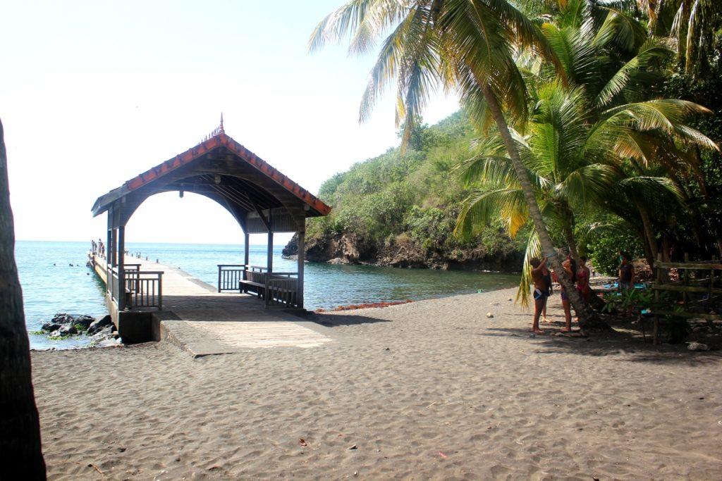 Anse Noire Kayaking
