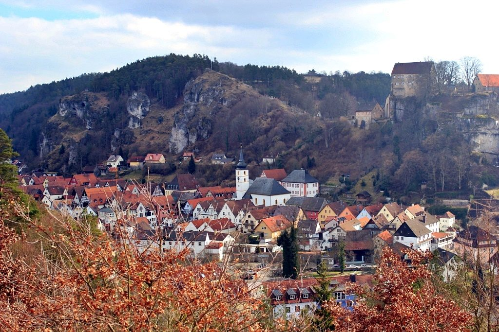 Franconian Switzerland Villages