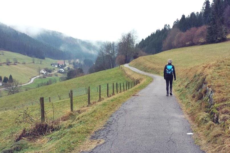 Hiking Franconia Switzerland