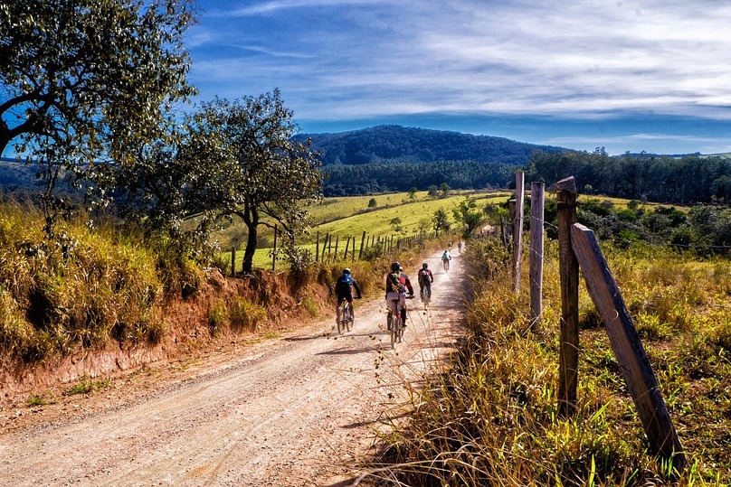 Mountain Biking Franconia Switzerland