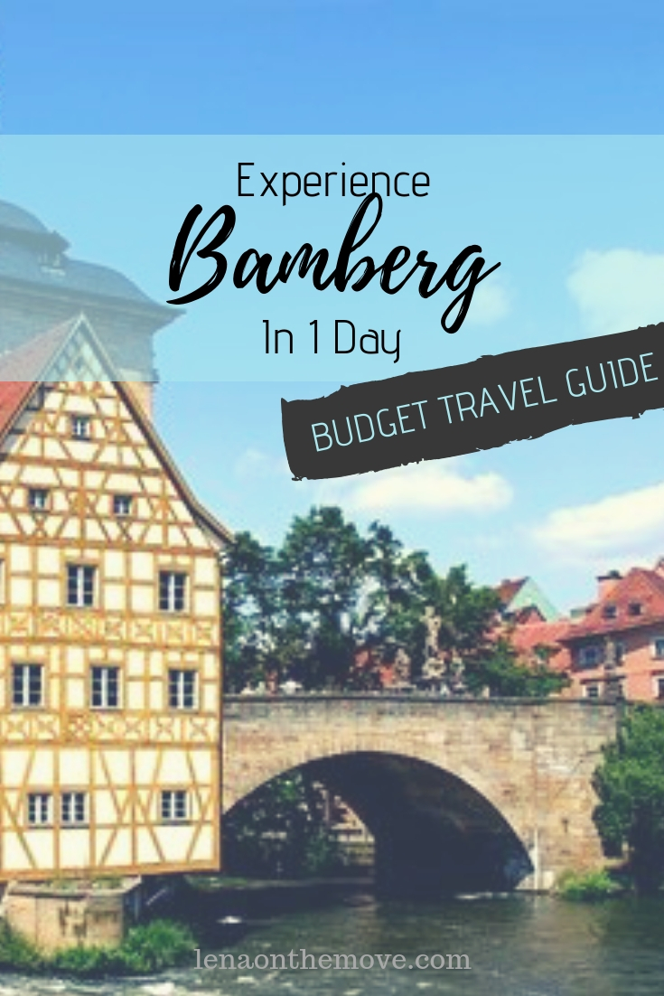 Experience Bamberg In 1 Day