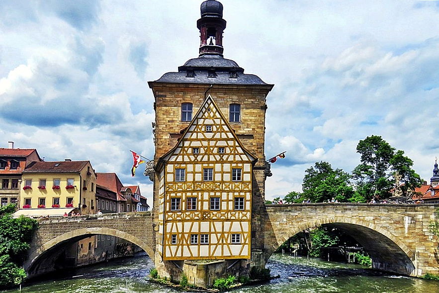 Bamberg Old Town Hall