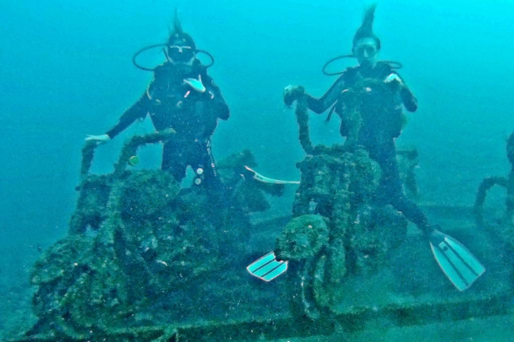 Diving Lebanon