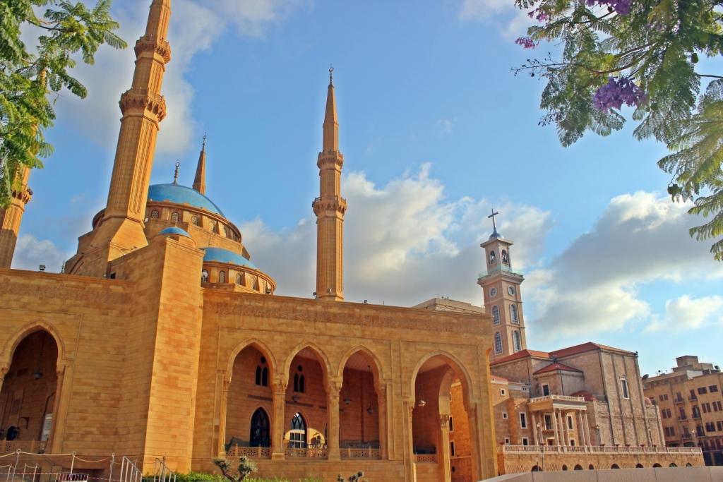 Mosque Beirut