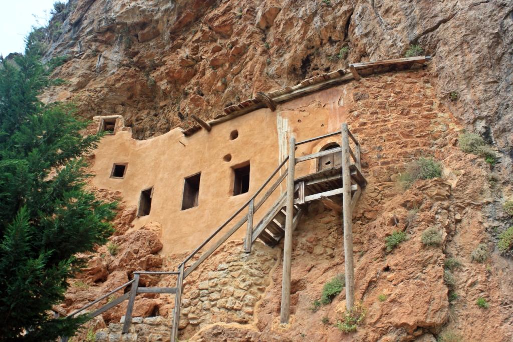 Qadisha Valley Monastery