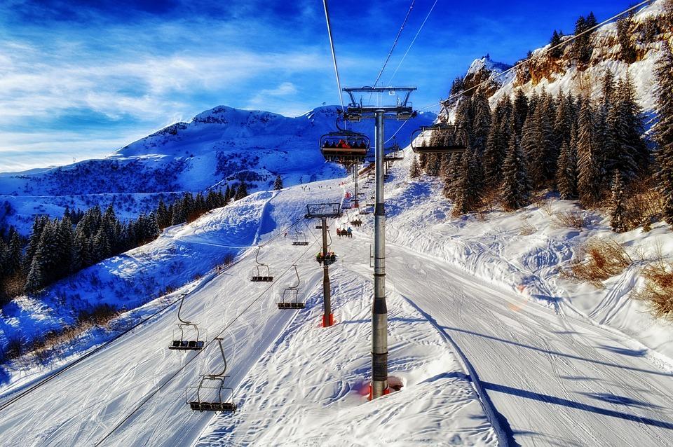 Qadisha Valley Skiing