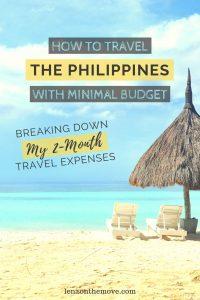 Travel Budget Philippines