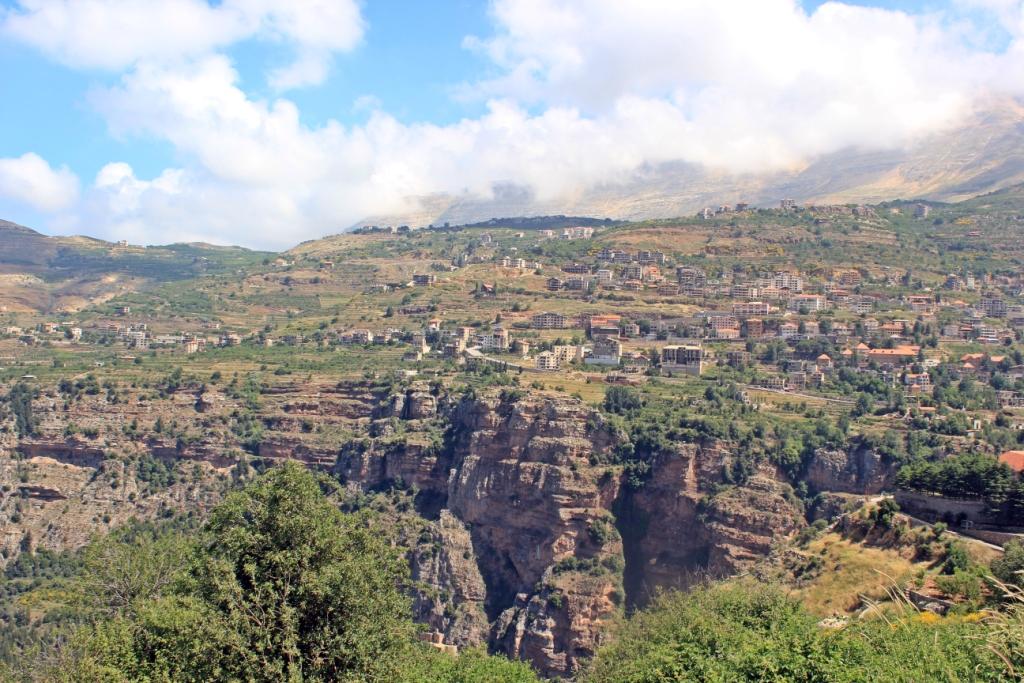 Qadisha Valley Villages