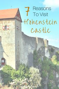 7 Reasons To Visit Hohenstein Castle