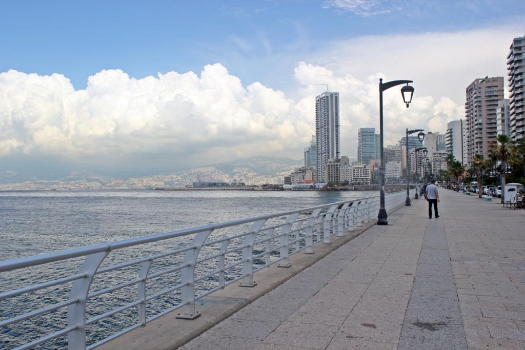 Beirut La Corniche