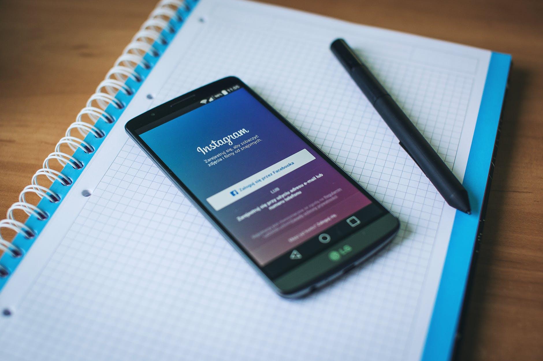 Instagram-Planning