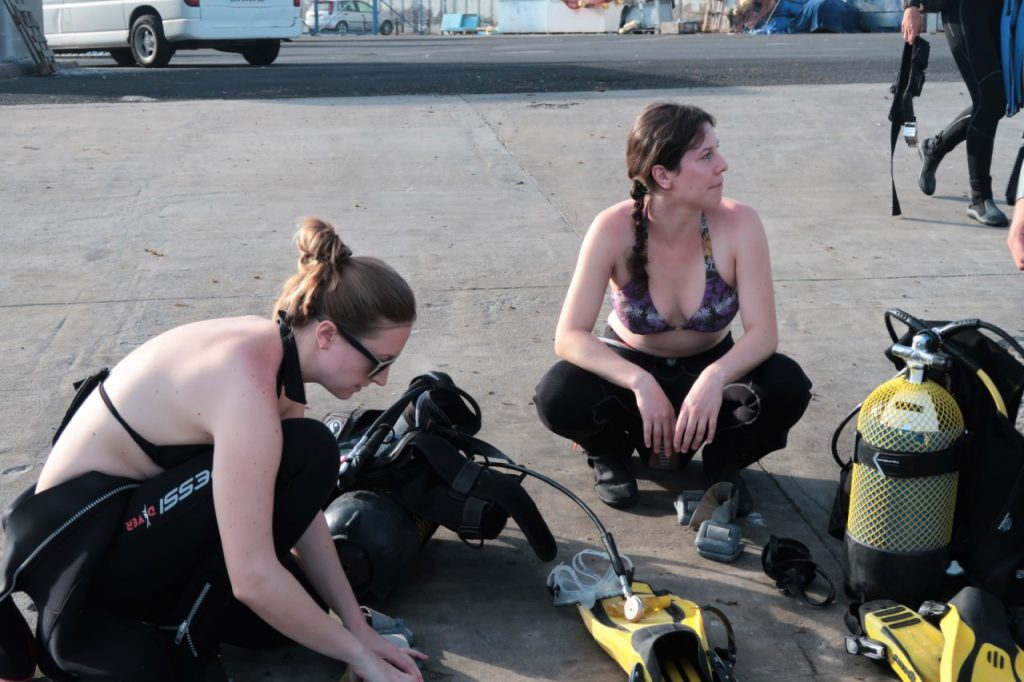 Equipment Preparations