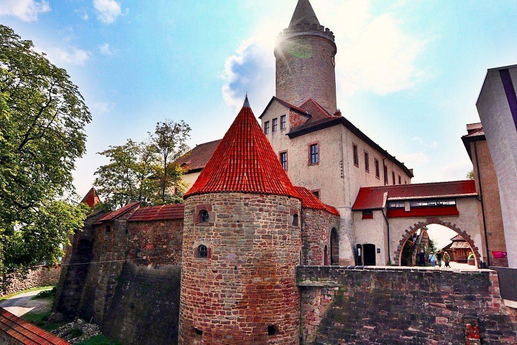 Leuchtenburg Castle