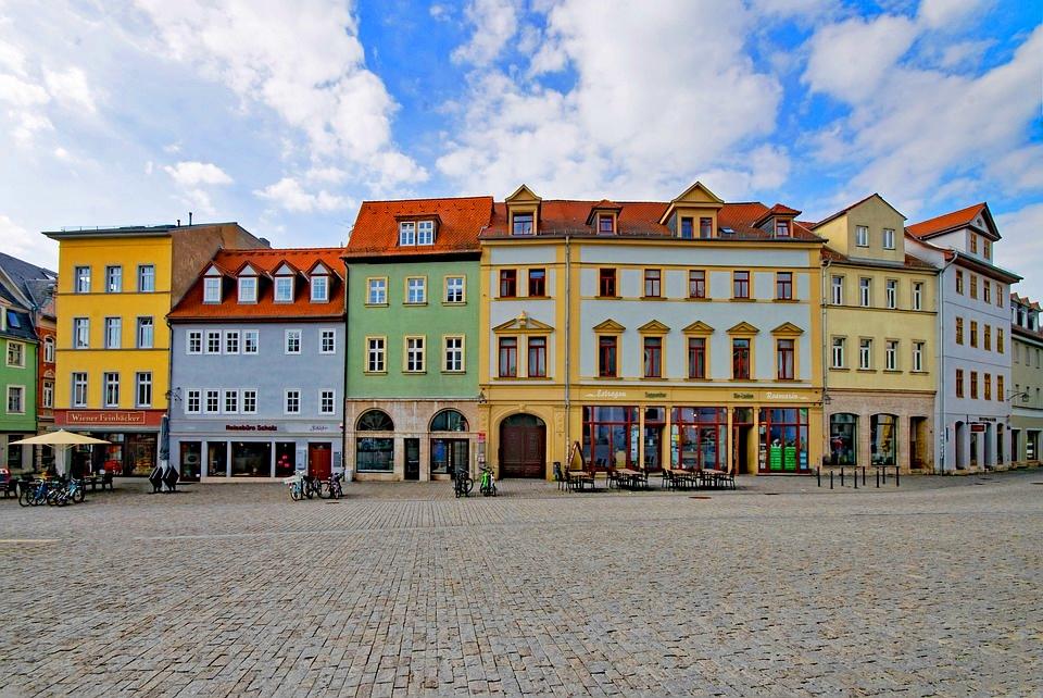 Weimar Herderplatz