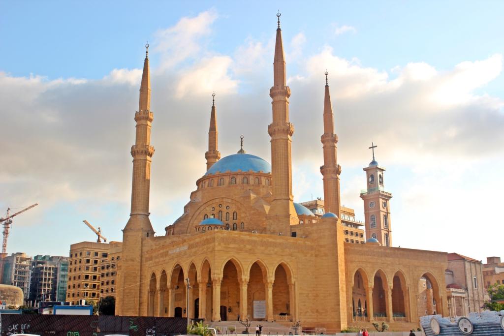 Beirut-Mosque