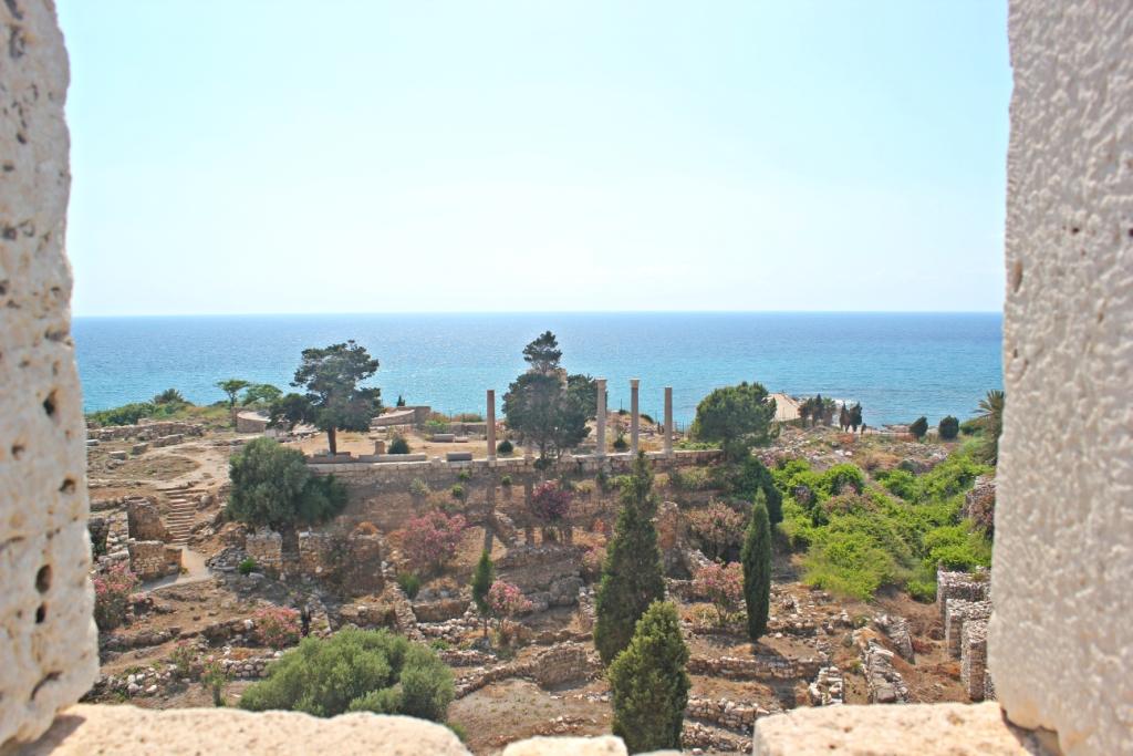 Byblos Ruins