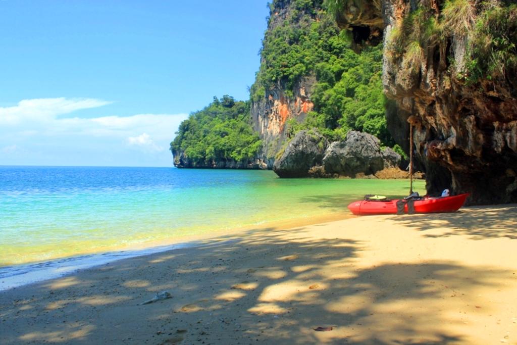 Krabi Sea Kayaking