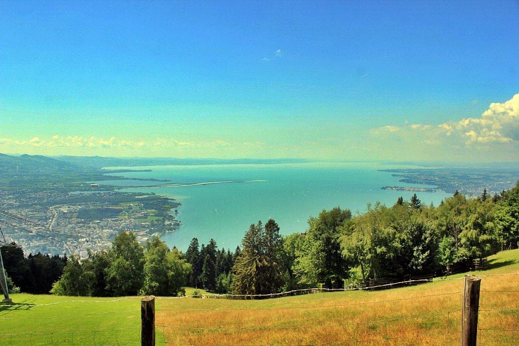 Mount Pfänder Hiking