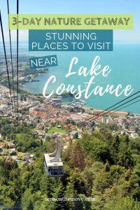 Nature Getaway Lake Constance