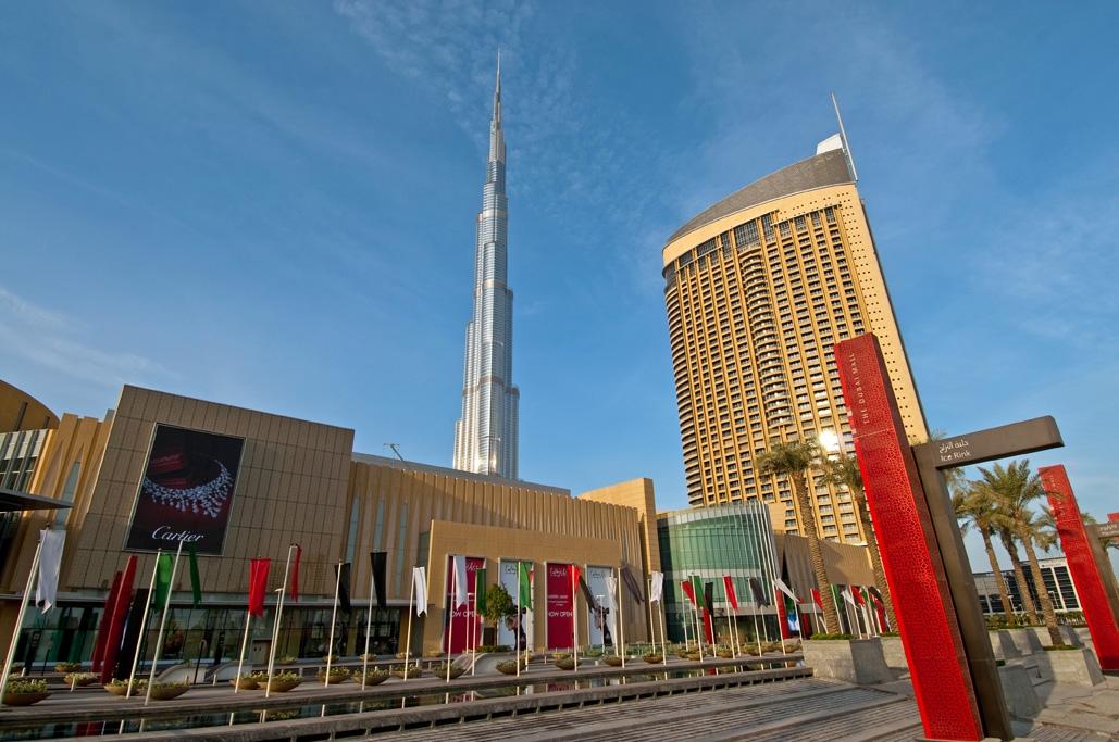 Dubai Mall - Grand Drive
