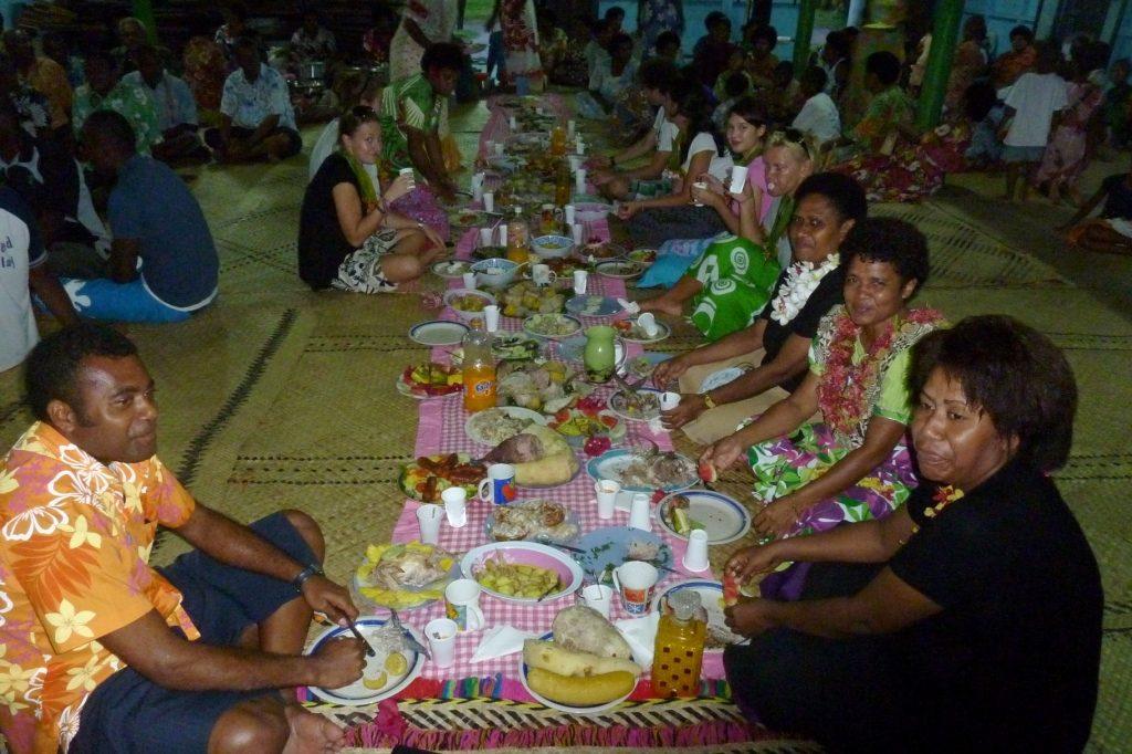 Local Village Ceremony