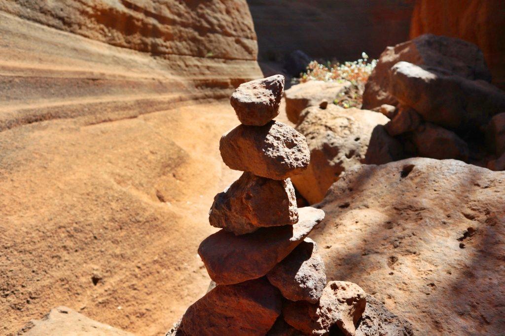 Stone Formation Toba de Colores