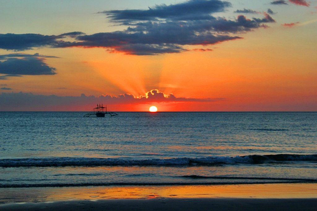 Sugar Beach Sunset
