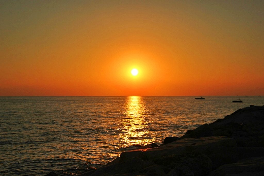 Sunset Side