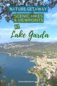 Nature Getaway Lake Garda Hikes