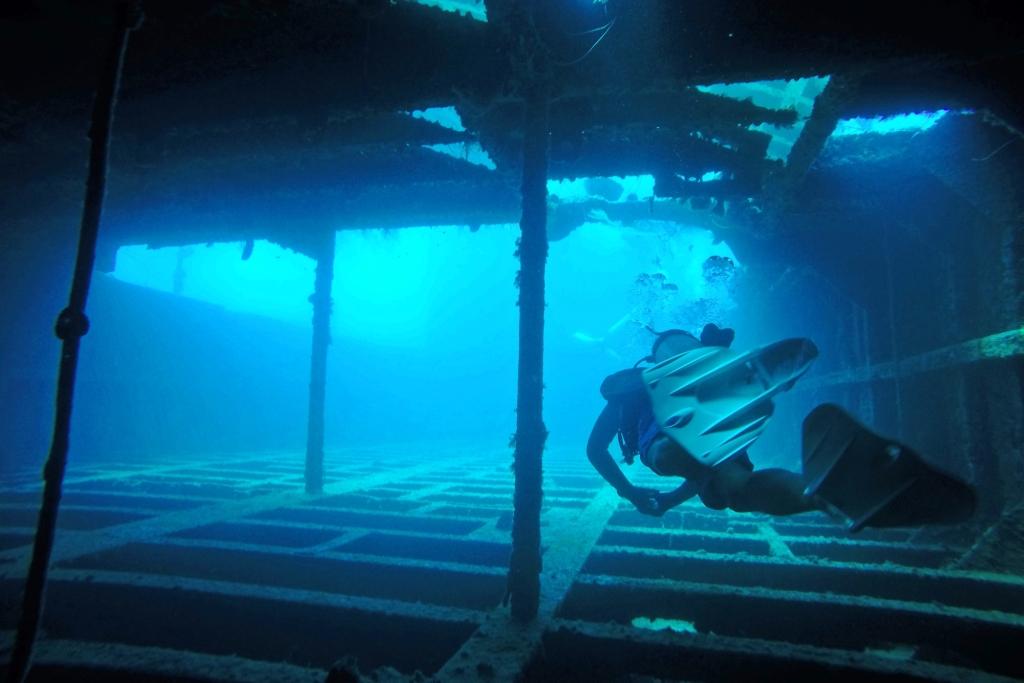 Diving Utila