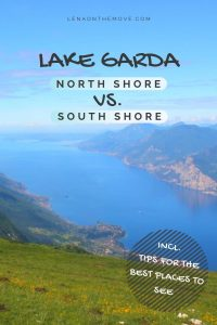 North Shore vs South Shore Lake Garda