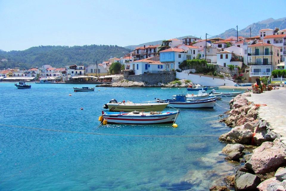 Holidays Samos