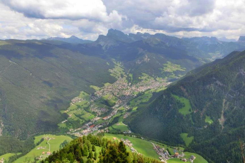 Val Gardena View