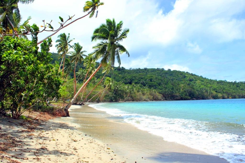 Vanua Levu Taveuni Beach