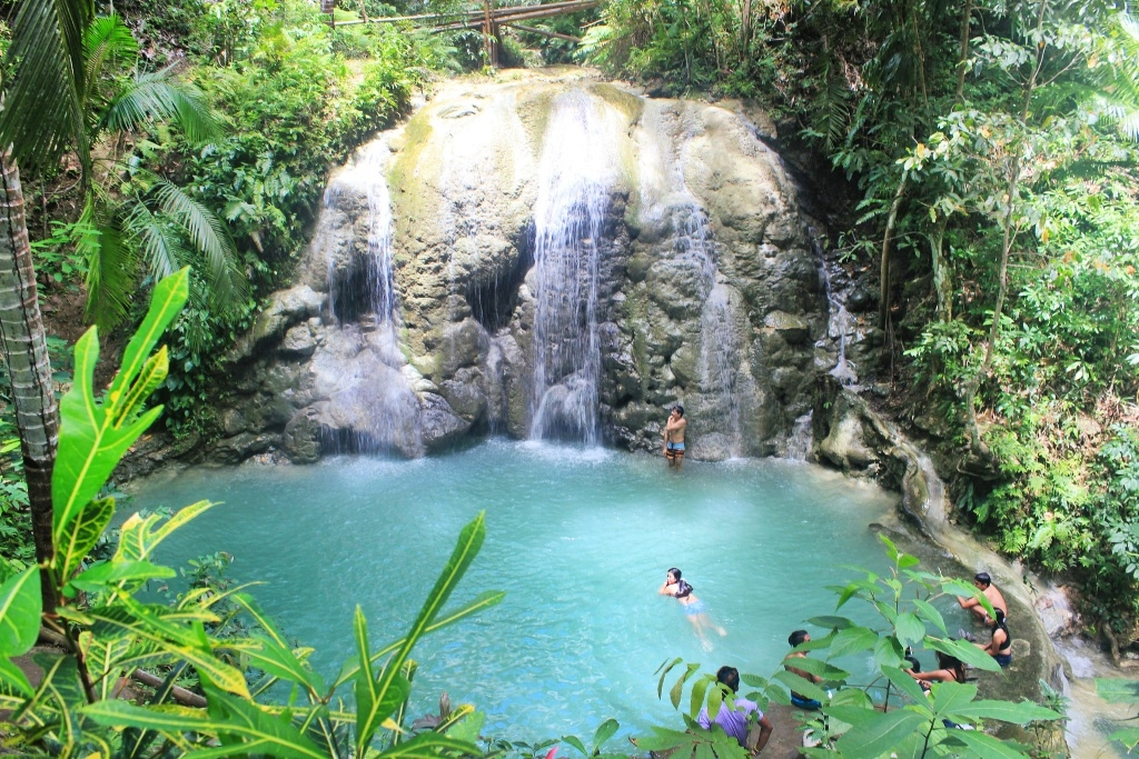 Waterfalls Siquijor