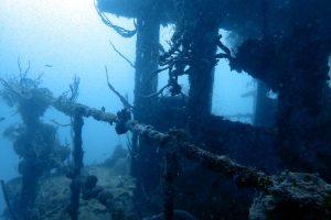 Utila_Halliburton Wreck