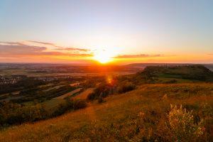 Walberla Sunset Hike